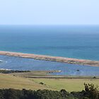 Chesil Beach by kalaryder