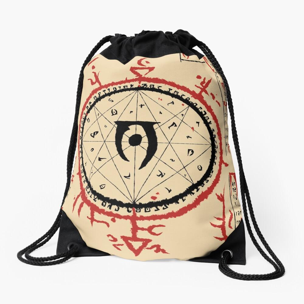 Mysterium Xarxes 1 Drawstring Bag
