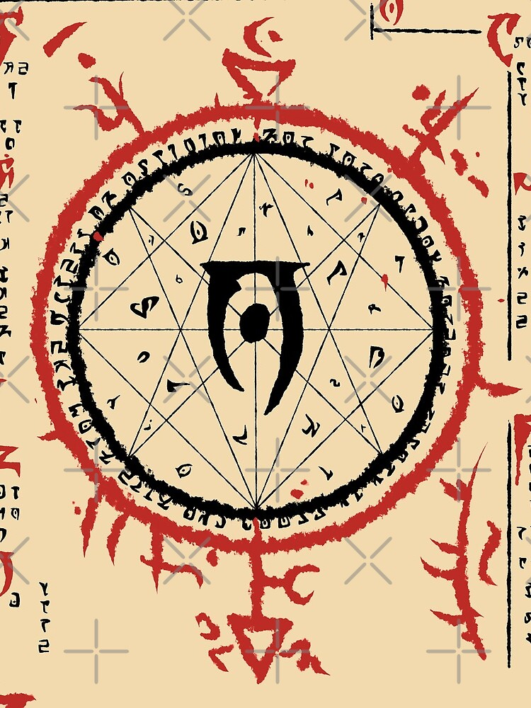 Mysterium Xarxes 1 by deadprincess