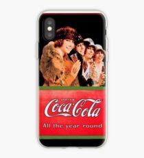 Coca Cola Ad Poster 82 iPhone Case