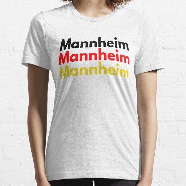 Mannheim Mannheim Deutschland Essential T-Shirt