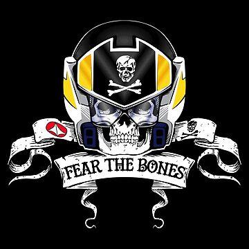 Fear the Bones by D4N13L