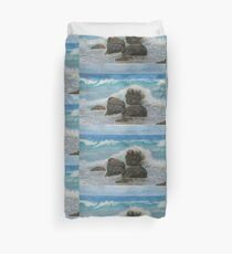 Serenity, Tides of time Duvet Cover