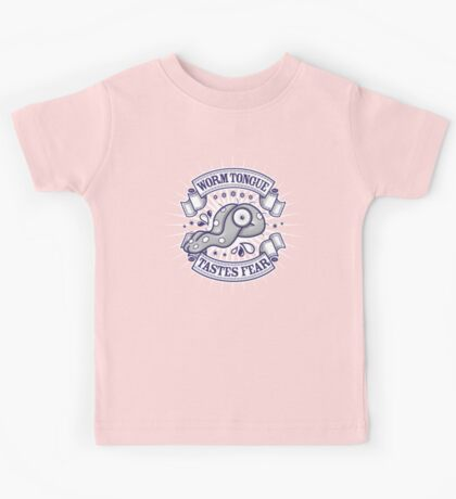 Worm Tongue Kids Clothes