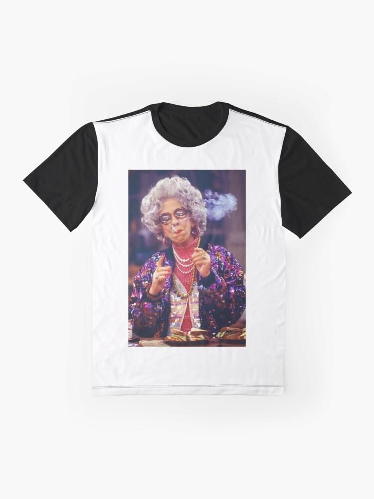 Alternative Ansicht von Oma Yetta Grafik T-Shirt