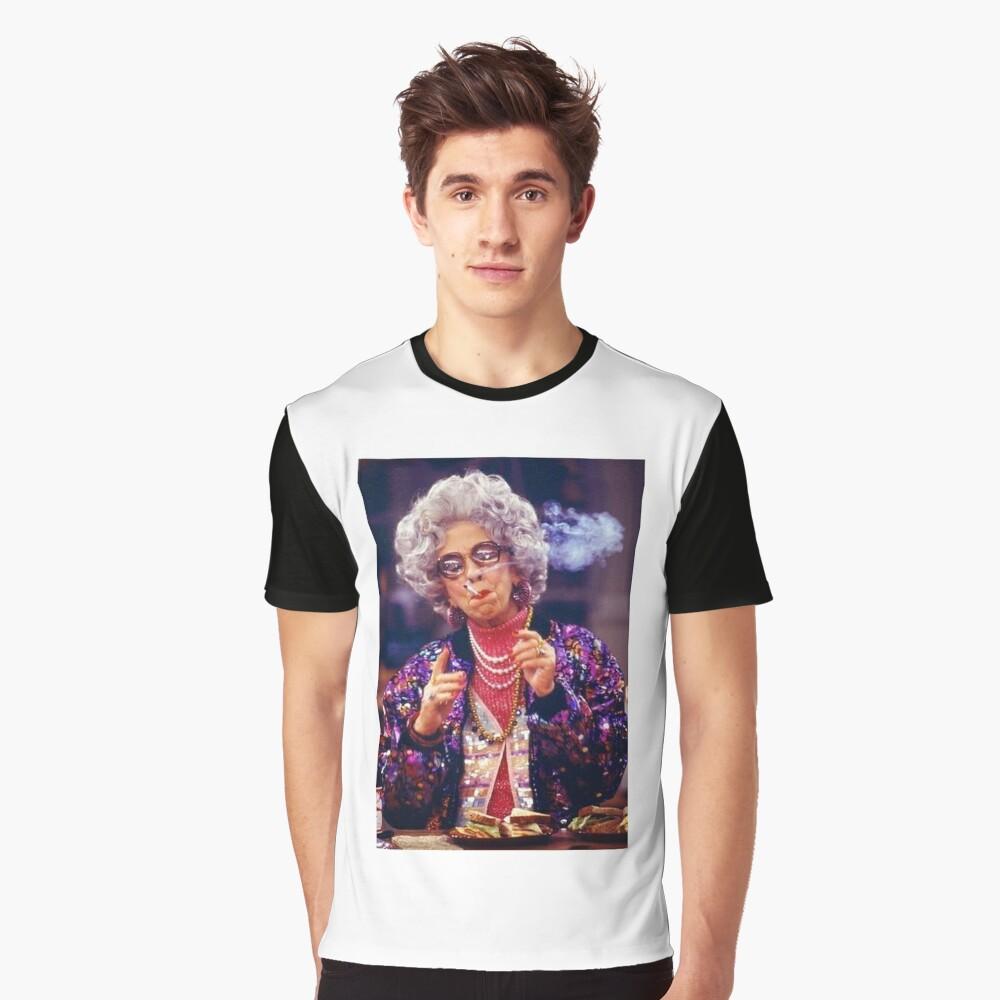 Oma Yetta Grafik T-Shirt