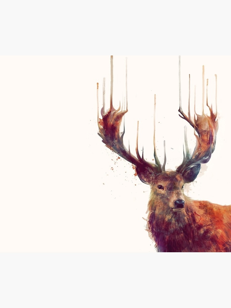 Red Deer by AmyHamilton