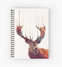 Red Deer Spiralblock