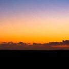 Sunset panorama by Laura Cutmore