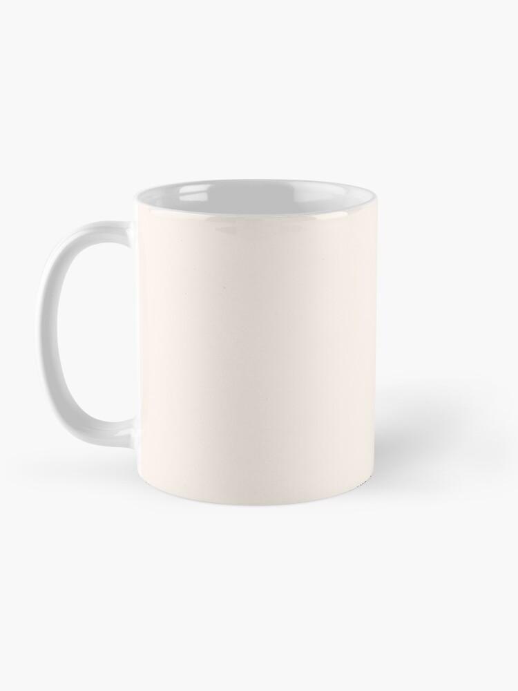 Alternate view of Moose Mug