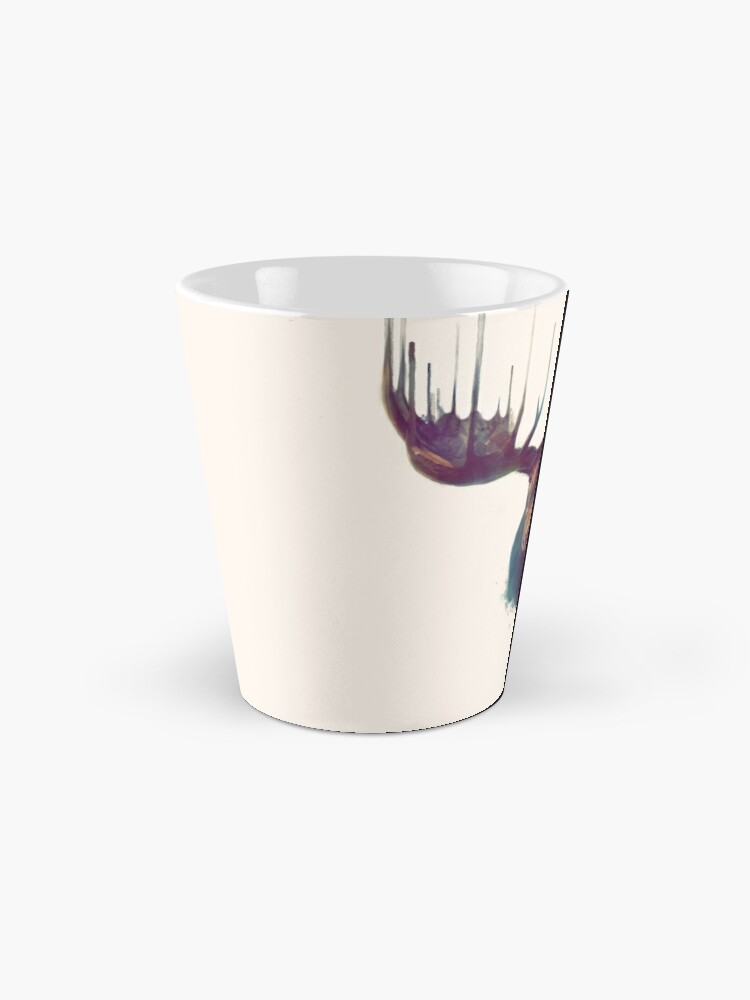 Alternate view of Moose Mug