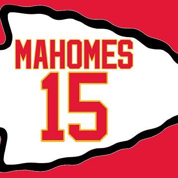 Mahomes Kansas City Logo by rje20