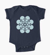 Alien / flower mandala Kids Clothes