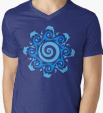 Turn The Tide  Men's V-Neck T-Shirt