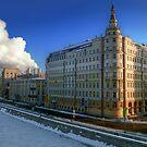 Hotel by Mikhail Kovalev