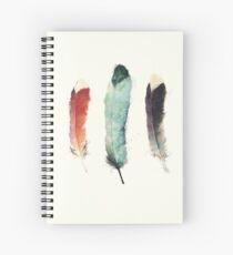 Feathers Spiralblock