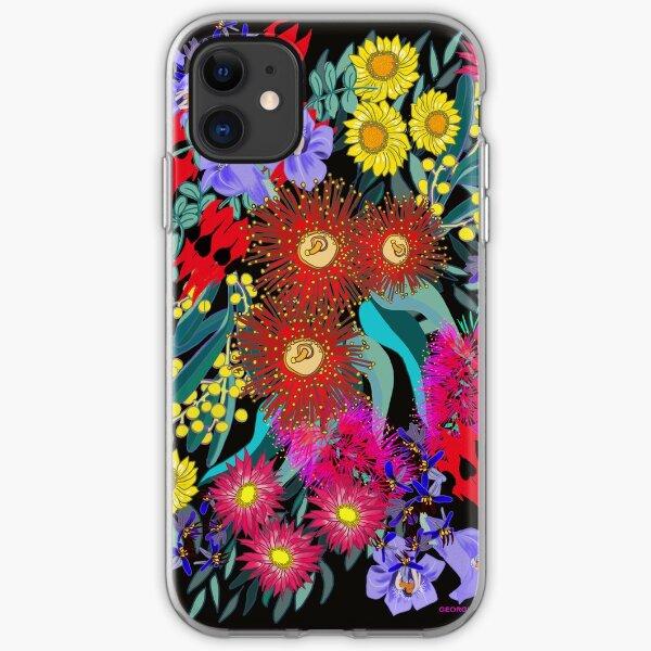iPad Art - Flora Abunda iPhone Soft Case