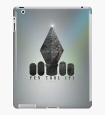 Pen Tool iPad Case/Skin