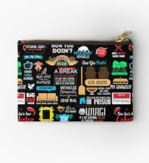 Friends Forever Studio Pouch