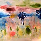 Joshua-Bäume von Marianna Tankelevich