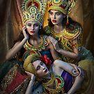 Goddesses by jamari  lior