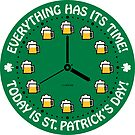 Today Is St. Patrick's Day (Saint Patrick Beer) by MrFaulbaum