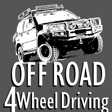 Off Road 4 Wheel Driving by Orikall