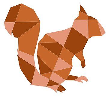 squirrel by mtsdesign