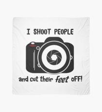 I Shoot People Scarf