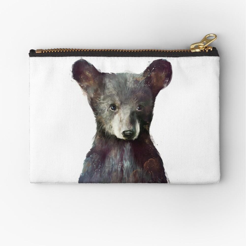 Little Bear Zipper Pouch