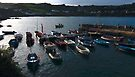 Coverack Harbour by SWEEPER