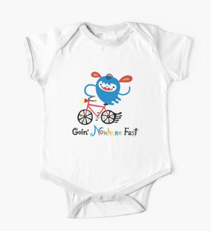 Going Nowhere Fast  Kids Clothes