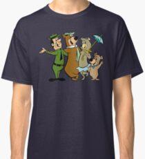 Yogi Bear's friends Classic T-Shirt