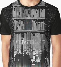 INTERSTELLAR poster Graphic T-Shirt
