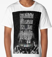 INTERSTELLAR poster Long T-Shirt