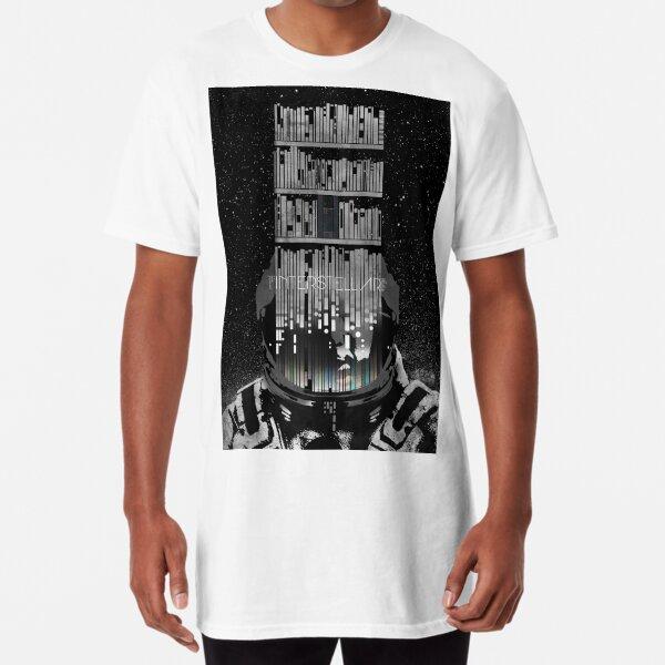 Affiche INTERSTELLAIRE T-shirt long