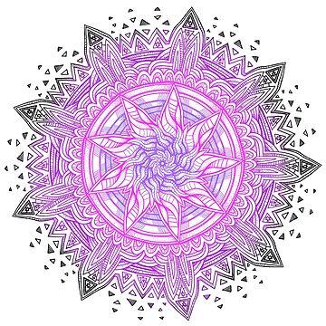 Star mandala meditation and relax by rafo