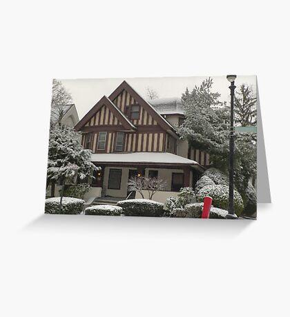 Beverley House #2 Greeting Card