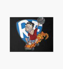 Rocket league octane Art Board