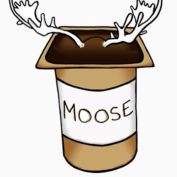 Moose by nattytwothree