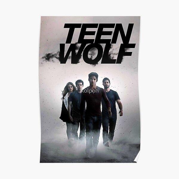 logo teen wolf - Poster