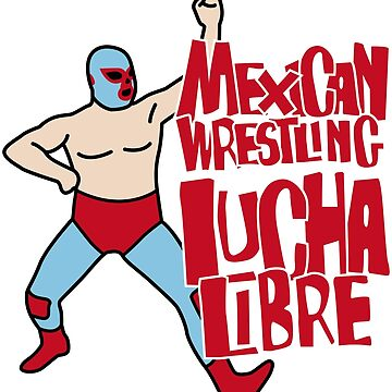 mexican wrestling lucha libre color5 by rk58rk58