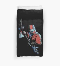 Rust Lord Duvet Cover
