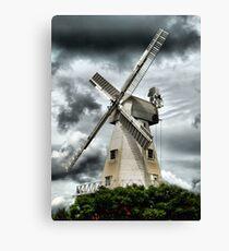Willesborough Windmill .Ashford , Kent Canvas Print