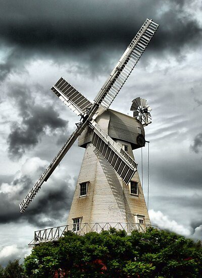 Willesborough Windmill .Ashford , Kent by JEZ22