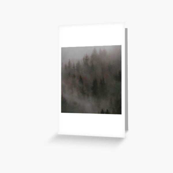Mystic Wood Carte de vœux