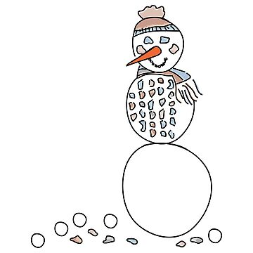 Snow Man Jokes Delight For Delife by Delight4Delife
