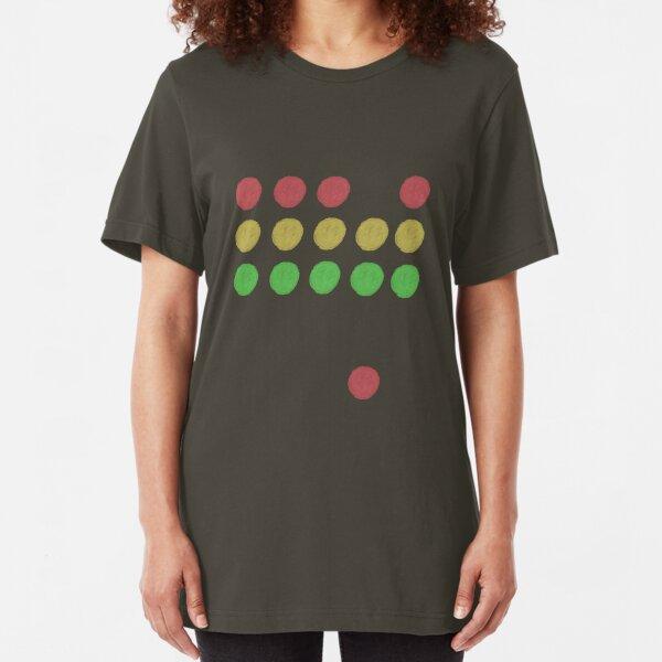 Dots Slim Fit T-Shirt