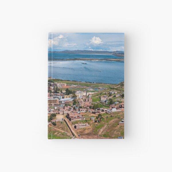 Lake Titicaca. Hardcover Journal