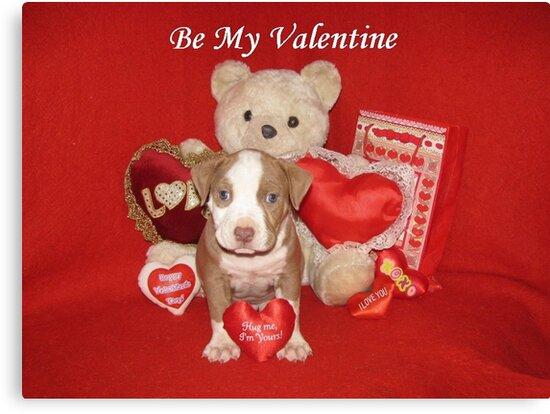 Be My Valentine by Ginny York